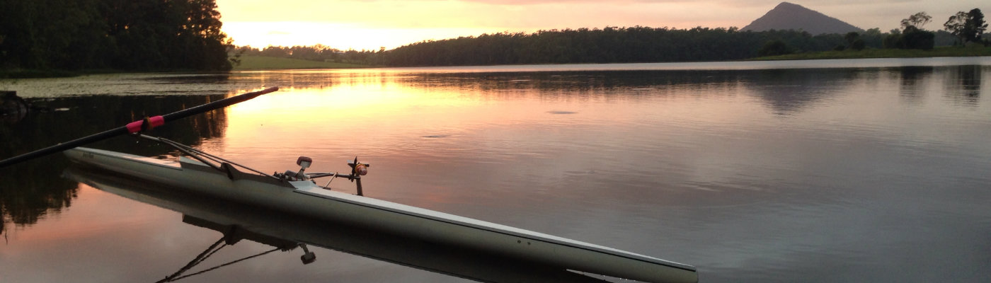 Lake Macdonald sunrise