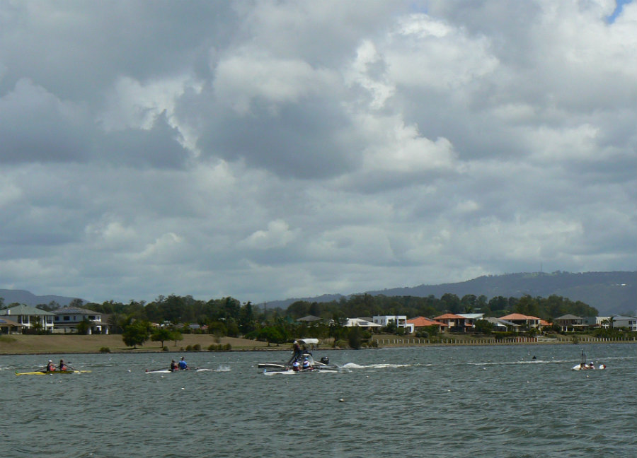 Parent-child event - Urban Rowing regatta 2016