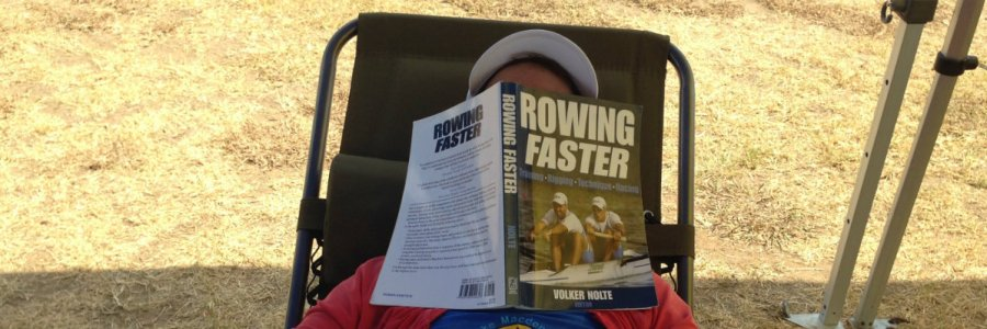 Rowing Faster - book by Volker Nolte